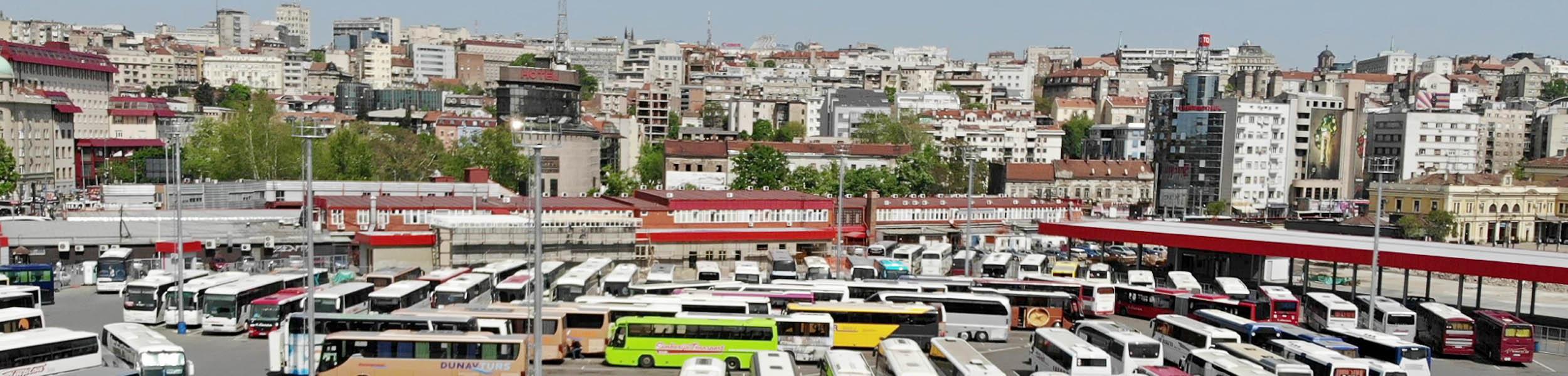 Београдска аутобуска станица